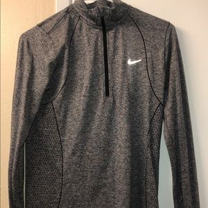 Nike light weight sweater